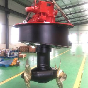 azimuth thruster / rudder / Voith / fixed