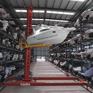 boat stacking crane
