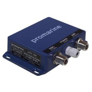 VHF antenna splitter