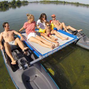 sit-on-top kayak