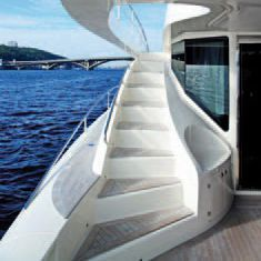 non-slip adhesive film / for boats / for sailboats