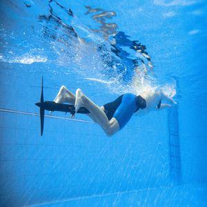 underwater bike