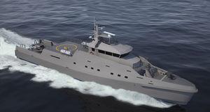 patrol multi-purpose vessel