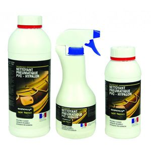 multi-surface cleaner / for inflatable boats / biodegradable