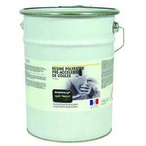 polyester resin / laminating