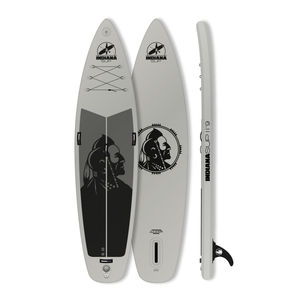 touring SUP / inflatable / composite / PVC