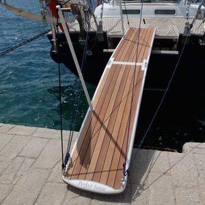 boat gangway