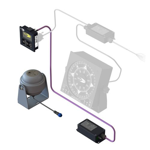 signal converter / NMEA / NMEA / for ships