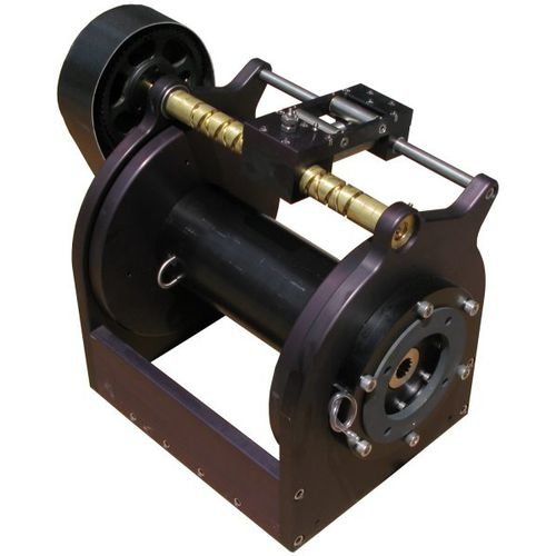 boat winch / parasail / hydraulic drive