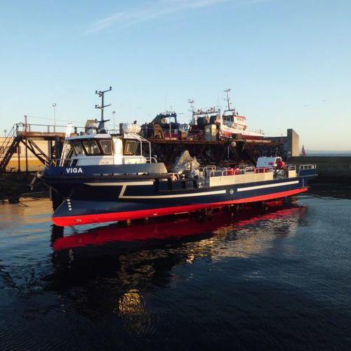 heavy lift special vessel