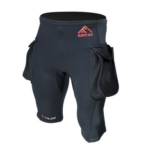 watersports shorts / men's / neoprene
