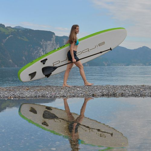 all-around stand-up paddle-board / inflatable / beginner's