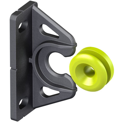 panel mounting clip