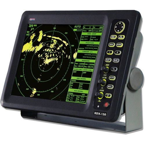 boat radar / ATA / with AIS / color