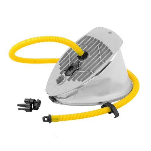 foot-operated air pump