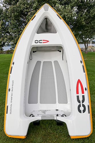outboard small boat / open / yacht tender