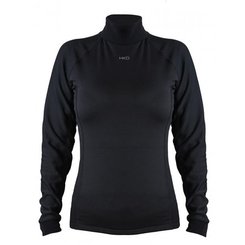 women's base layer top / fleece / breathable / for drysuits