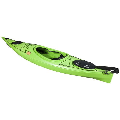 rigid kayak / recreational / performance touring / long-distance touring