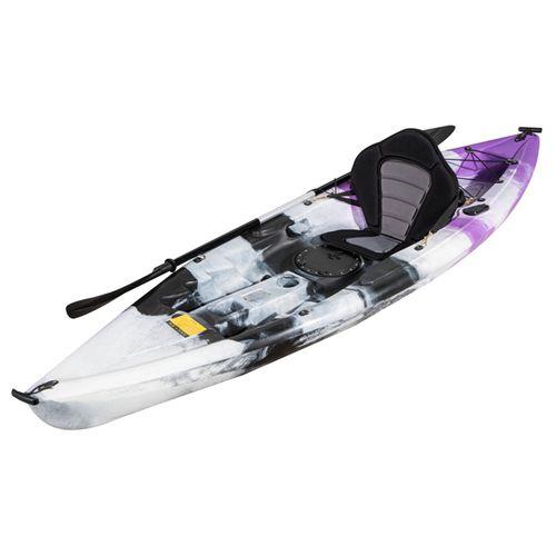 sit-on-top kayak / rigid / surf / touring