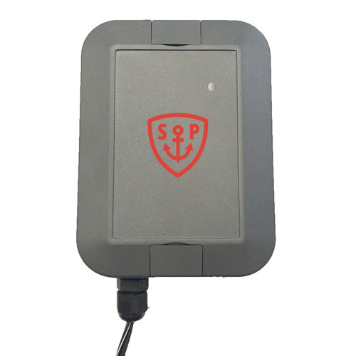 position and tracking system / for yachts / for boats / battery