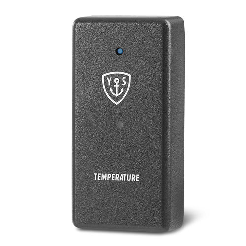 temperature sensor / for boats / for yachts / wireless