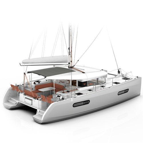 sailing catamaran - EXCESS