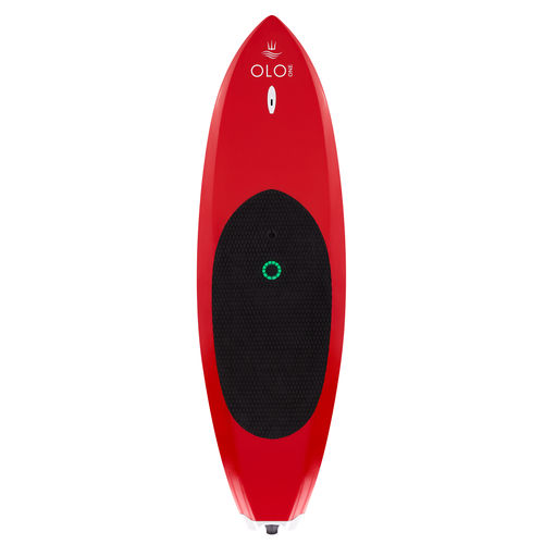 carbon fiber electric surfboard / battery-powered / electric / cordless throttle