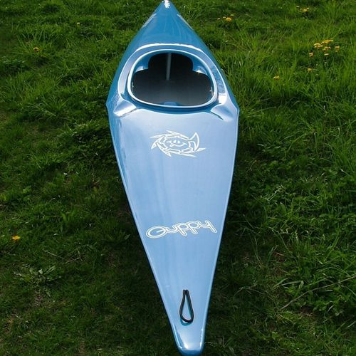 rigid kayak