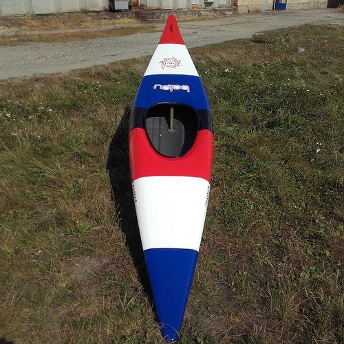 rigid kayak / slalom / solo
