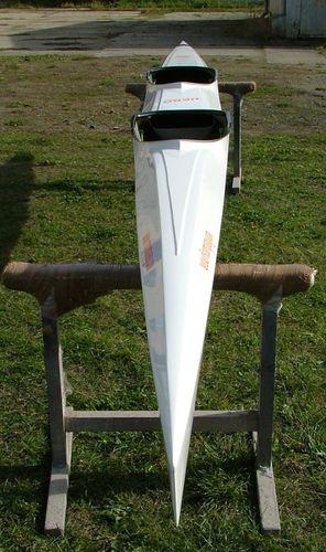 rigid kayak / sprint / two-seater / carbon