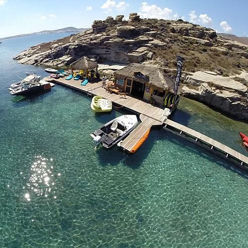 marina platform