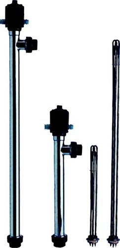aquaculture water heater