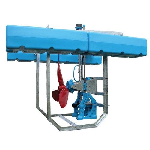 aquaculture water aerator / propeller