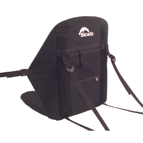 kayak seat / adjustable / swivel / 1-person