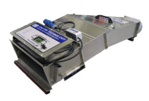 aquaculture fish counting machine / salmon / trout