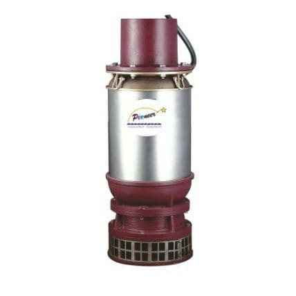 aquaculture pump / transfer / seawater / for wastewater
