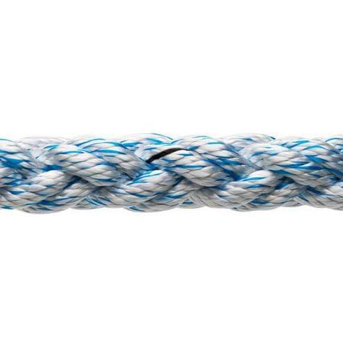 multipurpose cordage / floating / single braid / for ships