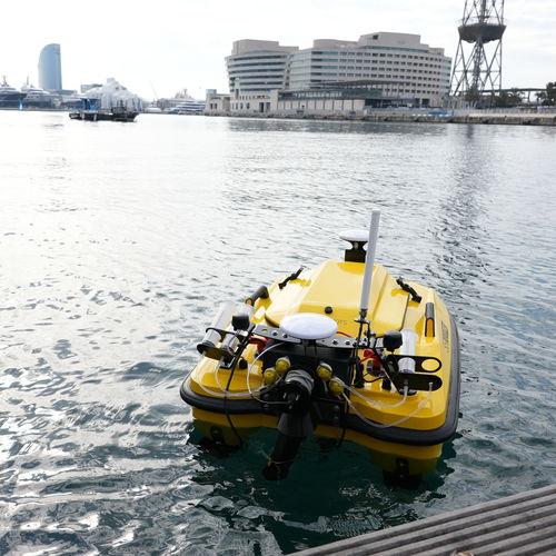 oceanographic survey marine drone - GPASEABOTS