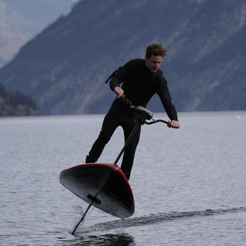 carbon fiber efoil board - HydroFlyer