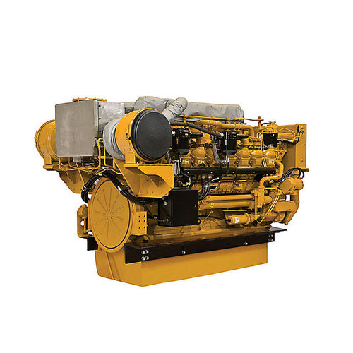 diesel ship engine / IMO 2