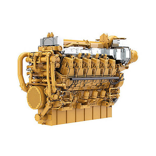 inboard engine / propulsion / professional vessel / diesel