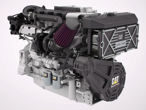 inboard engine / propulsion / boating / professional vessel