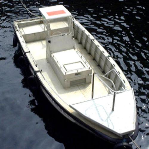 line-handling boat professional boat
