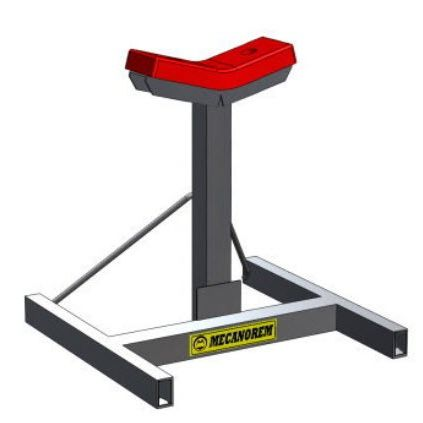 boat boat stand / adjustable