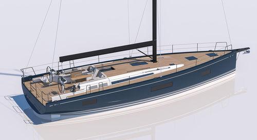 cruising sailing yacht - Bénéteau Sailboats
