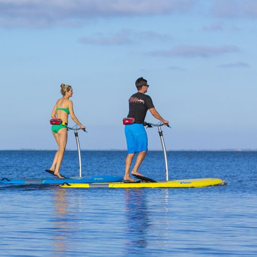 all-around SUP / pedal-operated