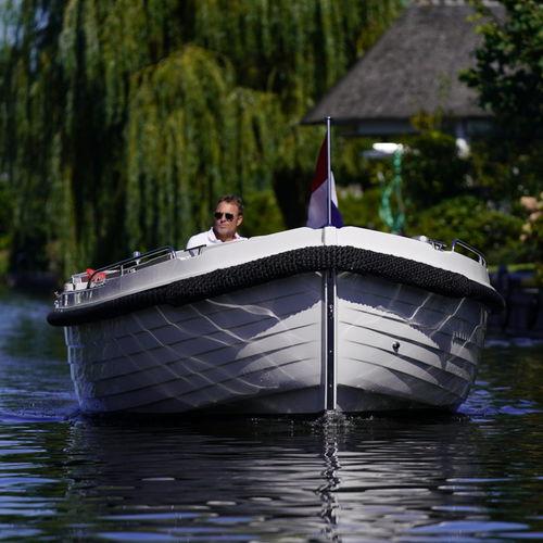 inboard small boat / open / center console