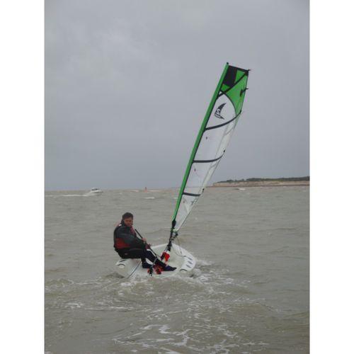 children's sailing dinghy / instructional / catboat