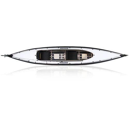 folding kayak / touring / two-seater / sailing