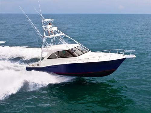 inboard express cruiser / open / flybridge / sport-fishing
